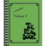 The Real Book - Volume V by Hal Leonard Corp.