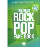 The Best Rock Pop Fake Book by Hal Leonard Corp.