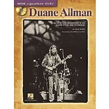 Guitar Signature Licks by Dave Rubin & Duane Allman