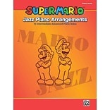 Super Mario Jazz Piano Arrangements by Alfred Publishing Staff