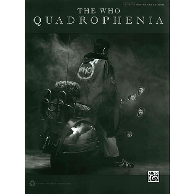 The Who -- Quadrophenia: Authentic Guitar TAB