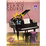 Alfreds Basic Adult Piano Course Lesson Book by Willard A. Palmer et al.