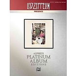 Led Zeppelin - Presence Platinum Guitar by Alfred Publishing Staff