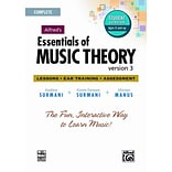 Alfreds Essentials of Music Theory by Andrew Surmani et al.