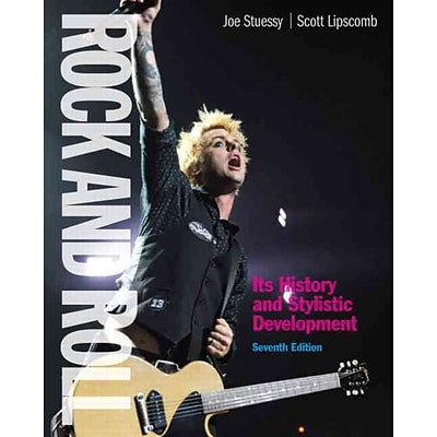 Rock and Roll: Its History and Stylistic Development (7th Edition)