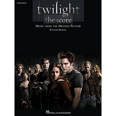 Twilight - The Score: Music from the Motion Picture (Piano Solo Songbook)