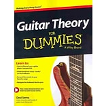 Guitar Theory For Dummies by Desi Serna