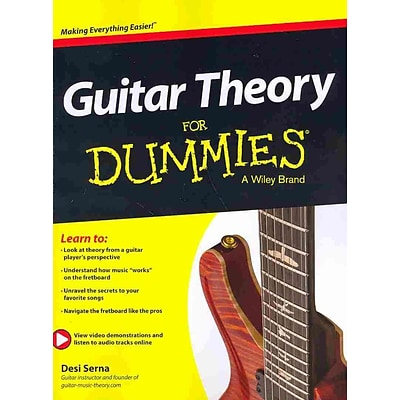 Fretboard Theory Complete Guitar Theory Including Scales