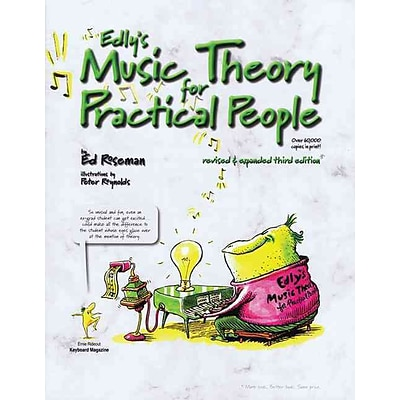 Edlys Music Theory For Practical People - Third Edition