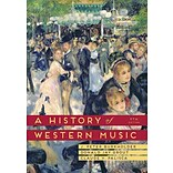 A History of Western Music (Ninth Edition) by J. Peter Burkholder et al.