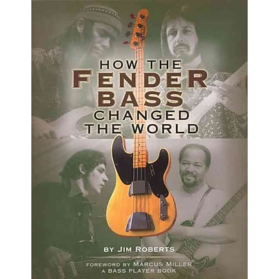 How the Fender Bass Changed the World