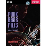 Funk Bass Fills: For Funk R&B Soul & Hip-Hop by Anthony Vitti