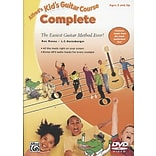 Kids Guitar Course Complete (DVD) by Alfred Publishing