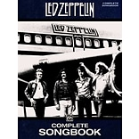 Led Zeppelin Complete Songbook Plastic Comb by Carole Cuellar