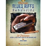 Classic Blues Riffs for Harmonica by Steve Cohen