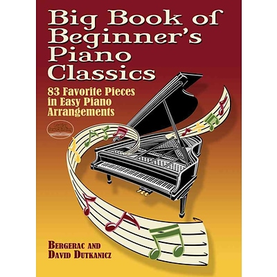 Big Book of Beginners Piano Classics (Dover Music for Piano)