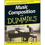 Music Composition for Dummies by Scott Jarrett and Holly Day