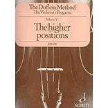 Doflein Method: Violinists Progress by Elma Doflein & Erich Doflein