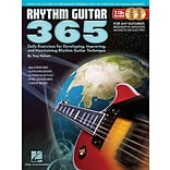 Rhythm Guitar 365 by Hal Leonard