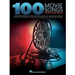 100 Movie Songs For Piano Solo by Hal Leonard Corp.