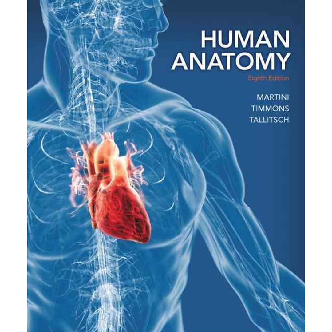 Human Anatomy By Frederic H Martini Et Al Quill
