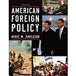American Foreign Policy by Bruce Jentleson