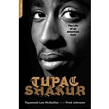 Tupac Shakur by Tayannah Lee McQuillar and Fred L. Johnson PhD