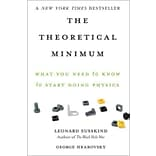 The Theoretical Minimum by Leonard Susskind and George Hrabovsky