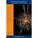 Fundamentals of Physics by R. Shankar