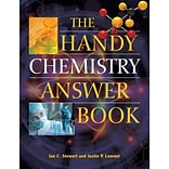 The Handy Chemistry Answer Book by Justin P. Lomont and Ian C. Stewart