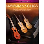 Hawaiian Songs by Hal Leonard Corp.