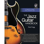 The Jazz Guitar Handbook by Rod Fogg