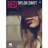 Red - Piano/Vocal/Guitar Songbook by Taylor Swift