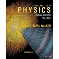 Fundamentals Of Physics Extended by David Halliday