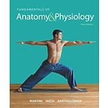 Fundamentals of Anatomy & Physiology by Frederic H. Martini et al.