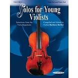 Solos for Young Violists by Barbara Barber