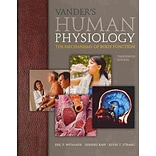 Vanders Human Physiology + Connectplus Access Card by Eric Widmaier et al.