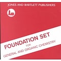 Foundation Set for General and Organic Chemistry by Jones and Bartlett