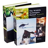 The Wildlife Techniques Manual by Nova J. Silvy