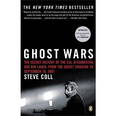 PENGUIN GROUP USA Ghost Wars Paperback Book