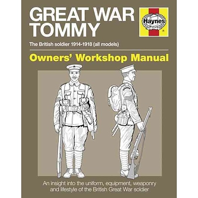 MOTORBOOKS INTL Great War British Tommy Manual Book