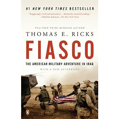 PENGUIN GROUP USA Fiasco Paperback Book