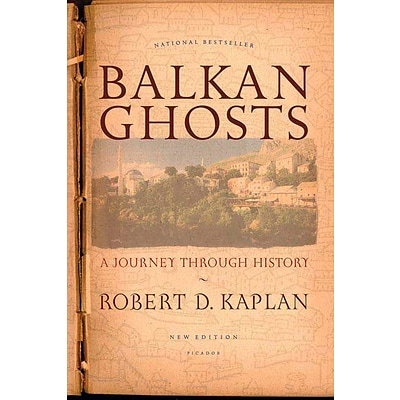 St. Martins Press Balkan Ghosts: A Journey through History Paperback Book