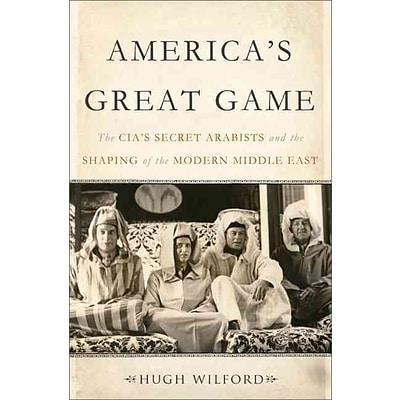 PERSEUS BOOKS GROUP Americas Great Game Hardcover Book