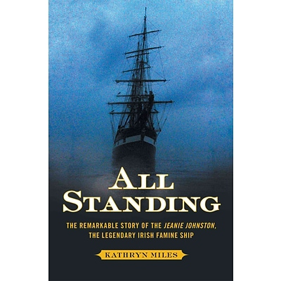 Simon & Schuster All Standing Paperback Book