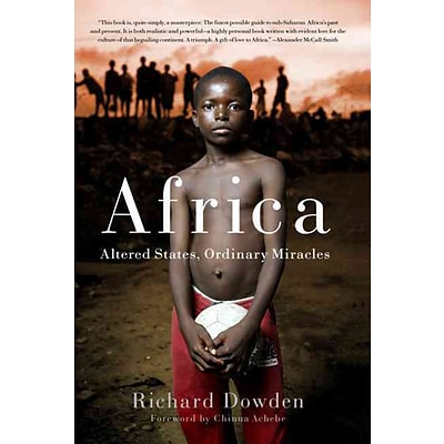 PERSEUS BOOKS GROUP Africa Paperback Book