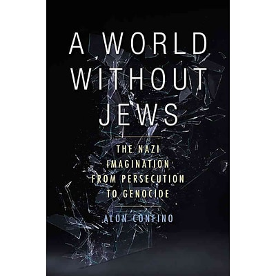 Yale University Press A World Without Jews Hardcover Book