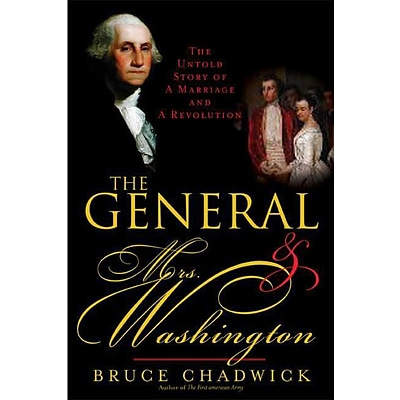 Sourcebooks The General and Mrs. Washington Paperback Book