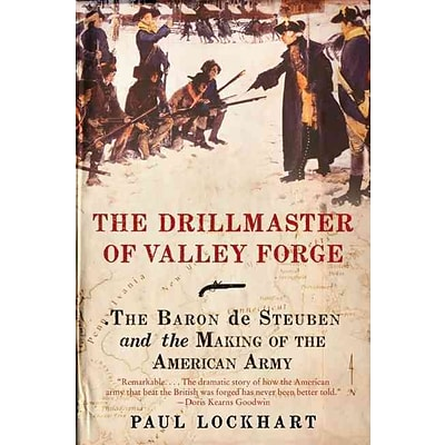 HARPERCOLLINS The Drillmaster of Valley Forg Book