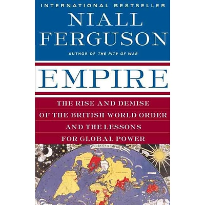 PERSEUS BOOKS GROUP Empire Paperback Book